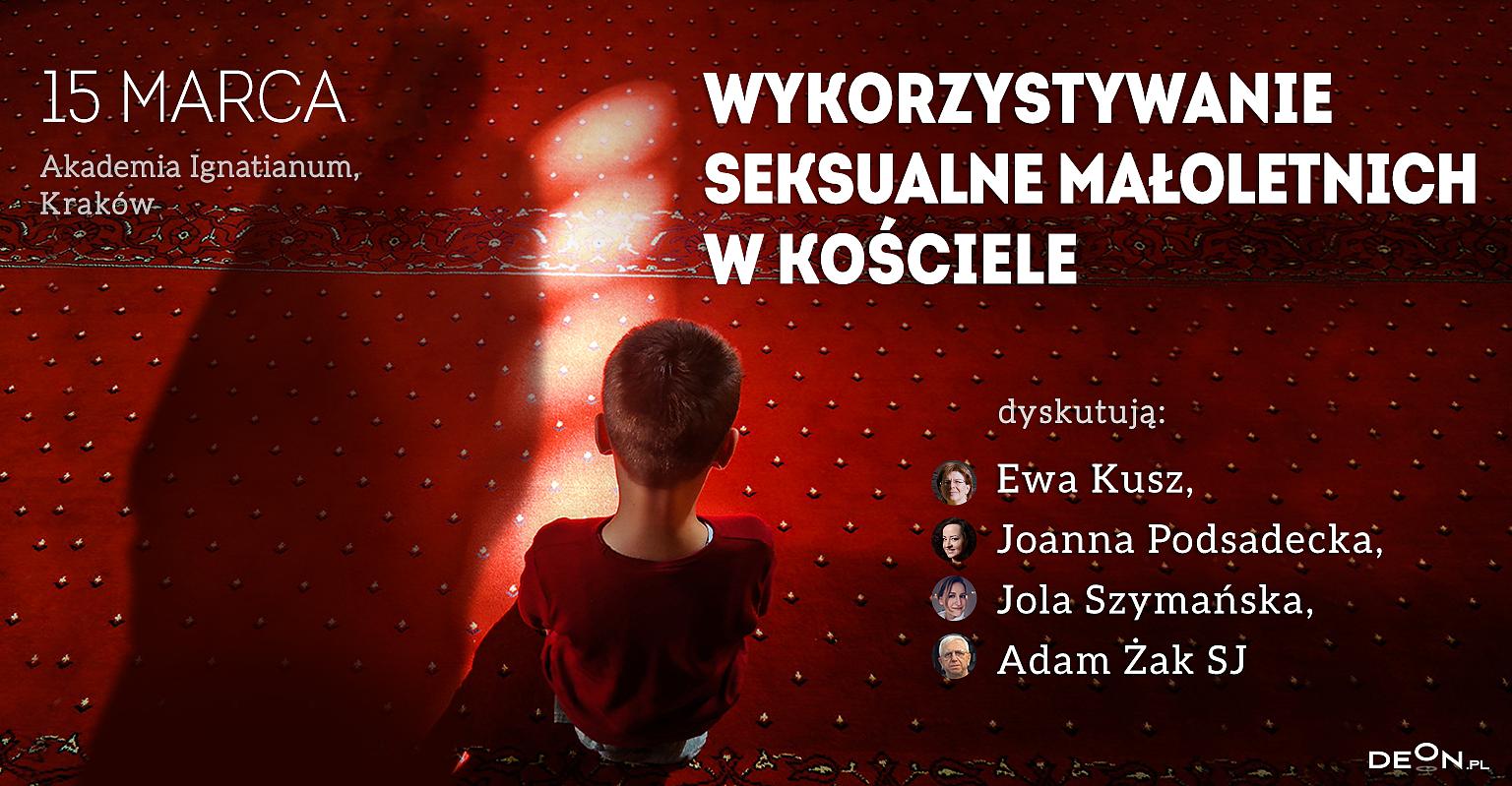 Dziś w całej Polsce nabożeństwa pokutne za grzechy wykorzystywania seksualnego. Rozważania do nich napisali dwaj jezuici - zdjęcie w treści artykułu