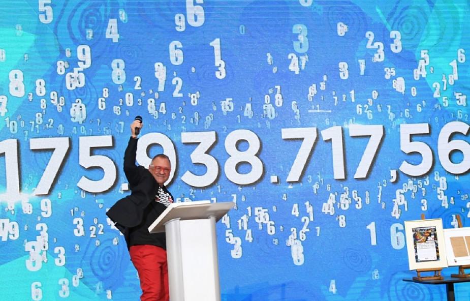Rekordowa zbiórka WOŚP. Pobito rekord o blisko 50 mln złotych!