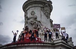 Francja: 15 000 osób manifestowało przeciwko nierównościom płacowym oraz przemocy wynikającej z różnic płciowych