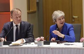 May sygnalizuje zgodę na dłuższe przedłużenie brexitu niż do 30 czerwca