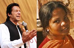 """Premier Pakistanu: Asia Bibi ma opuścić kraj """"w ciągu kilku tygodni"""""""