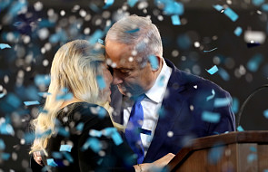 Media w USA: Benjamin Netanjahu przesuwa Izrael na prawo