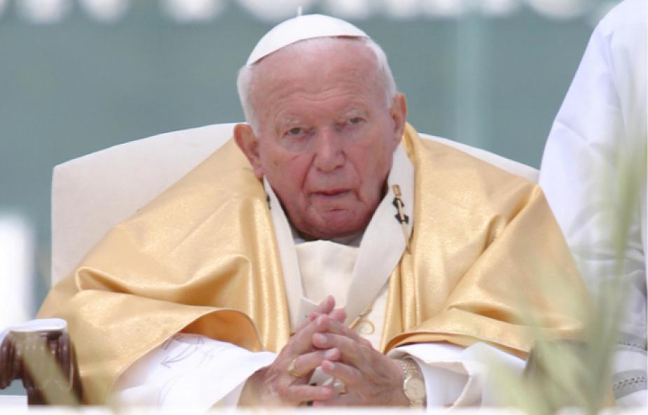 Wielki Tydzień ze św. Janem Pawłem II. Tak odchodził papież Polak #NiedzielaPalmowa