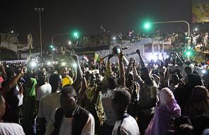 Sudan: dymisja szefa Tymczasowej Rady Wojskowej