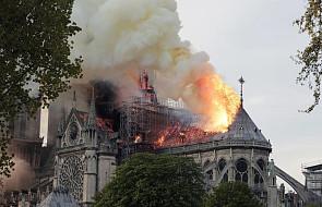 Przewodniczący episkopatu Francji: zniszczeniu uległa część nas