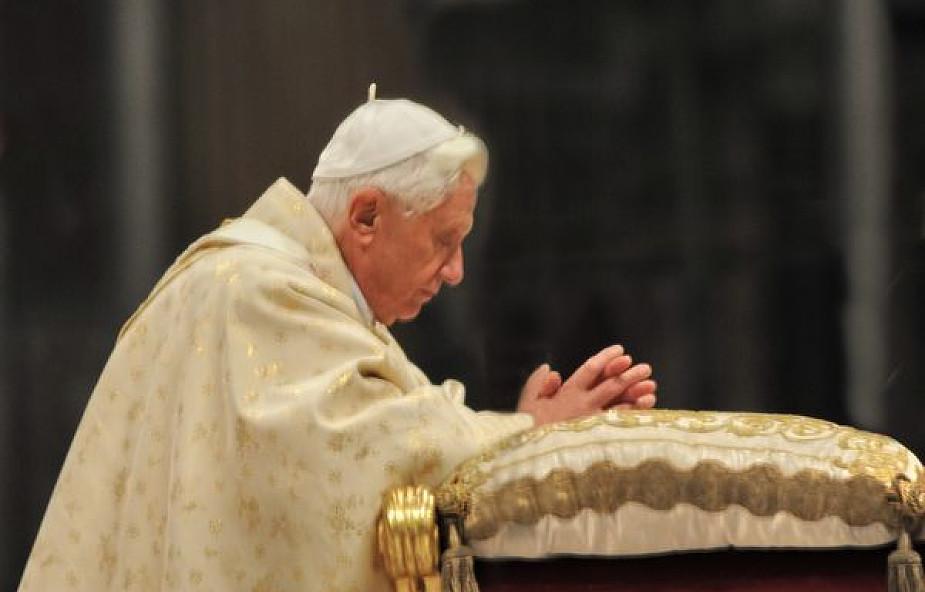 Benedykt XVI: Kościół a skandal wykorzystywania seksualnego
