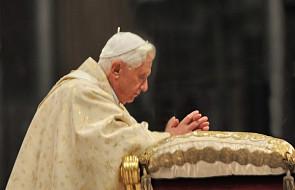 Benedykt XVI: Kościół a skandal wykorzystywania seksualnego [CAŁY TEKST]
