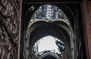 Muzułmanie zbierają pieniądze na odbudowę Notre Dame