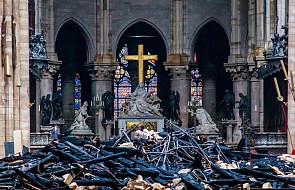 Francja: dzieła sztuki z Notre Dame zostaną przeniesione do Luwru