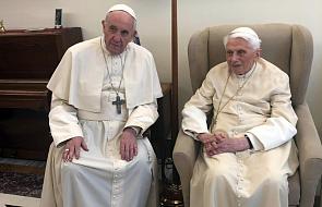 Andrea Tornielli: oba pontyfikaty łączy jedna droga. To wielka zgodność