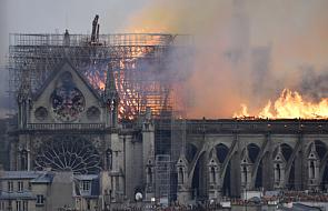 Miliarder przekaże 100 mln euro na odbudowę paryskiej katedry