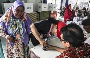 W największym muzułmańskim państwie na świecie zakończyło się głosowanie w wyborach generalnych