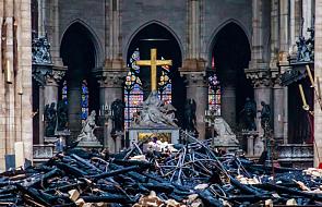 Skarby, które przetrwały pożar Notre-Dame. Zostały uratowane przed płomieniami