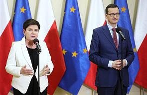 """Morawiecki: wszystkich chcemy zaprosić do """"okrągłego stołu"""""""