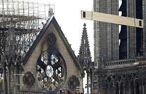 Rektor Notre Dame proponuje tymczasowy kościół na czas odbudowy