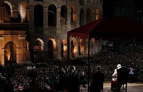 Droga krzyżowa w Koloseum 2019: niech nikt nie będzie traktowany jak niewolnik [PEŁNY TEKST]