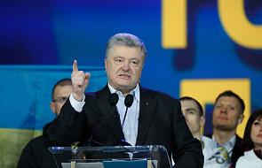 Ukraina: ostrzeżenie przed zamachem podczas występu prezydenta w TV