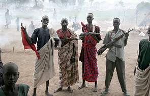 Sudan Południowy przeżywa codziennie Drogę Krzyżową