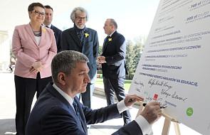 Koalicja Europejska apeluje do prezesa PiS i premiera o realizację postulatów nauczycieli