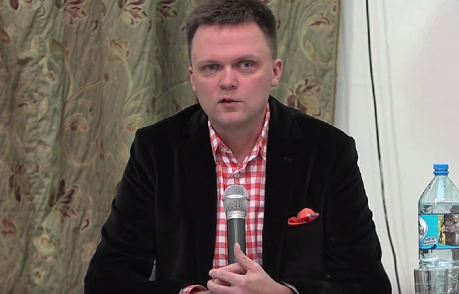 Szymon Hołownia o paleniu książek i narodowcach na Jasnej Górze