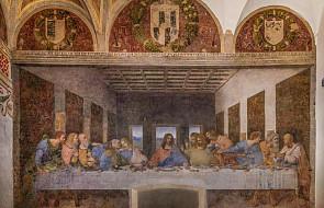 """Włochy: więcej osób zobaczy """"Ostatnią wieczerzę"""" Leonarda da Vinci. Zmiany dotyczą organizacji zwiedzania"""