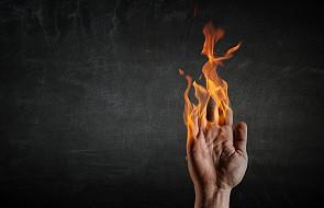 Spalenie kukły w Pruchniku to szatańska parodia ukrzyżowania