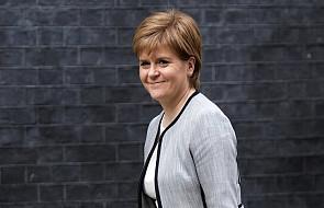 """Szkocka premier chce drugiego referendum ws. niepodległości. """"Szkocja powinna kwitnąć i być istotną siłą w Europie"""""""
