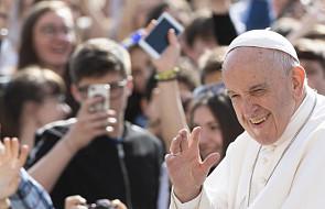 Franciszek: Jezus zastępuje prawo odwetu prawem miłości [DOKUMENTACJA]