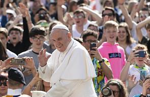Franciszek: w życiu sprawiedliwość nie rozwiązuje wszystkiego