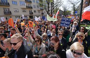 Nauczyciele o zakończeniu strajku: decyzja ta nas zaskoczyła