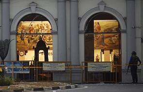 Sri Lanka: bilans ofiar zamachów terrorystycznych mniejszy o ok. 100 osób