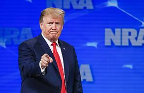 Trump zapowiada wycofanie się USA z traktatu o handlu bronią