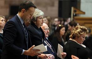 """May i Varadkar wzywają do """"nowego myślenia"""" o pokoju w Irlandii Płn."""