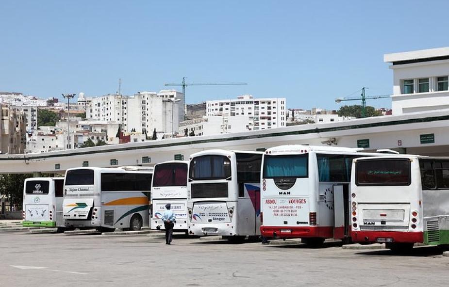 Maroko: wypadek pojazdu z migrantami; 16 ofiar śmiertelnych