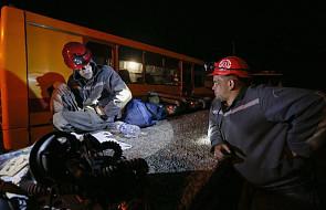 Ukraina: wybuch metanu w kopalni; 17 ofiar śmiertelnych