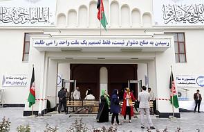 Afganistan: rozpoczęło się czterodniowe posiedzenie Wielkiej Rady (Loja Dżirga) ws. rokowań z talibami