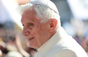 Papież Benedykt pisze nie tylko o seksie