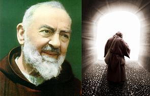 Dzień, w którym papież doświadczył cudu Ojca Pio. Zakonnik pojawił się tuż przed jego tronem