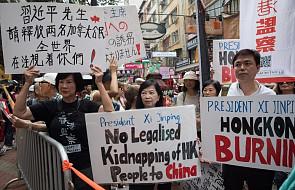 Organizatorzy protestów w Hongkongu ws. ekstradycji podejrzanych do Chin zapowiadają eskalację. Symbolem żółte parasolki