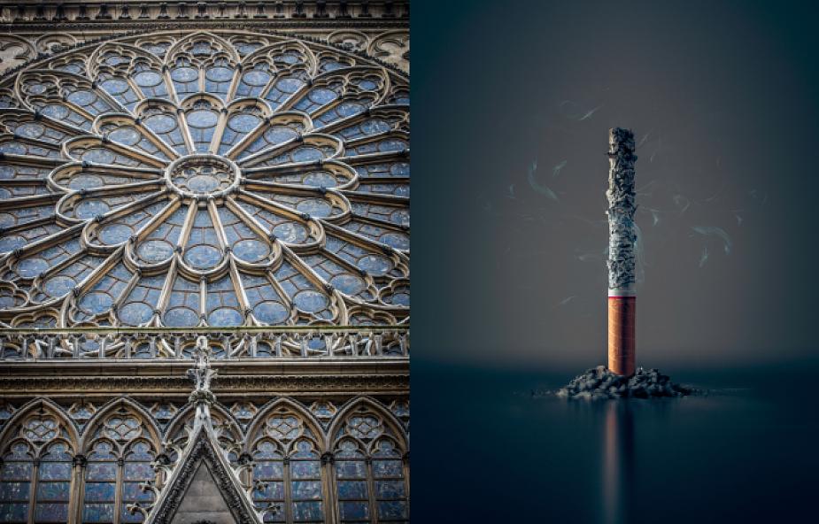 """""""To nie my podpaliliśmy Notre-Dame"""". Palacze bronią się przed oskarżeniami"""