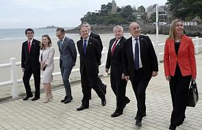 """Szefowie dyplomacji G7 wzywają do zatrzymania konfliktu w Libii. """"Sytuacja jest bardzo niepokojąca"""""""