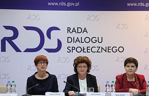 """Szydło: """"Solidarność"""" przyjęła propozycję rządu; dwa pozostałe związki ją odrzuciły"""