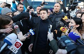 Ukraina: CKW ogłosiła oficjalne wyniki wyborów prezydenckich