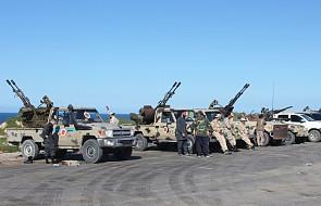 Libia: siły powietrzne Haftara przeprowadziły nalot na Trypolis