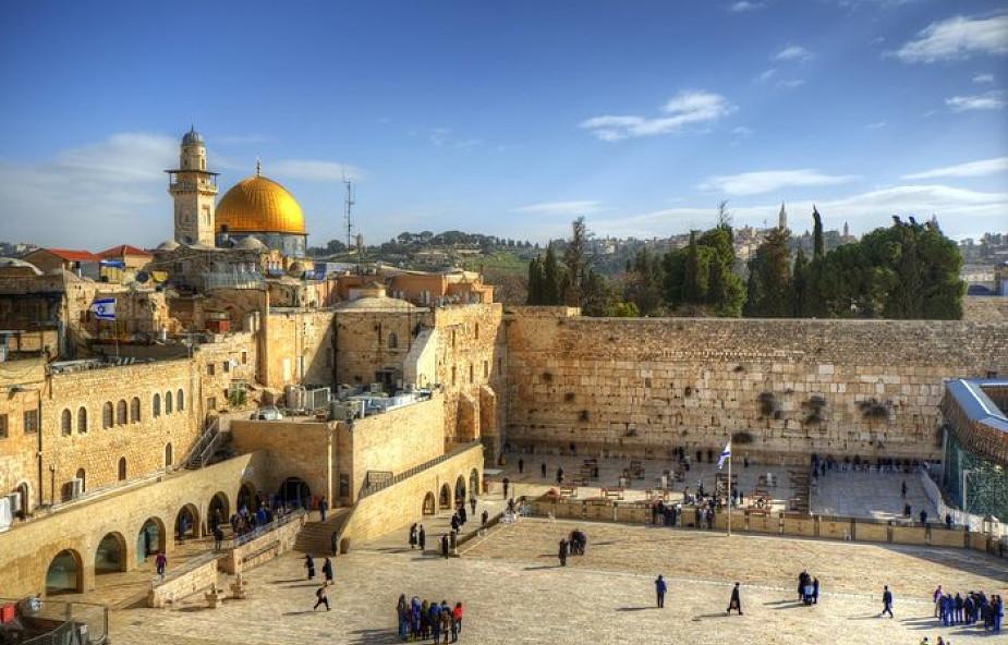 O. Patton: musimy wcielić w życie apel Franciszka o zachowanie Jerozolimy jako dziedzictwa ludności