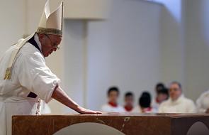 Franciszek o tym, w jaki sposób diabeł uwielbia kusić chrześcijan