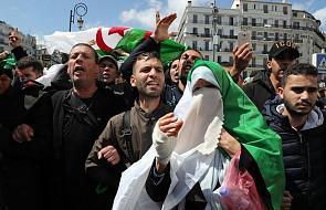 Algieria: protest tysięcy studentów po powołaniu nowego prezydenta. Zarzuty o korupcję, nepotyzm i niegospodarność