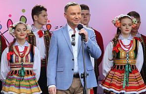 Prezydent do Polaków: proszę, pójdźcie do wyborów europejskich