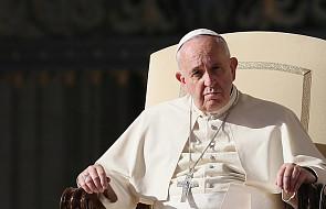 Papież: brak pracy to światowa tragedia