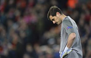 Hiszpański bramkarz Iker Casillas miał ostry atak serca